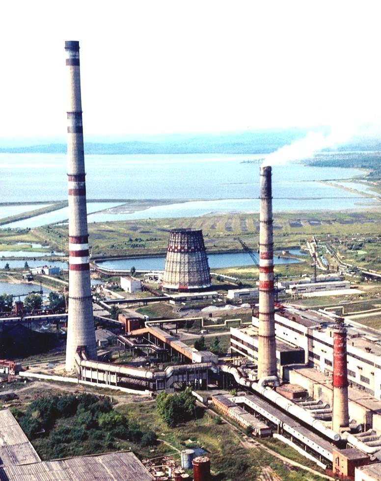 """Амурскую ТЭЦ планируют расширить до 2030 года. Фото АО """"ДГК"""""""