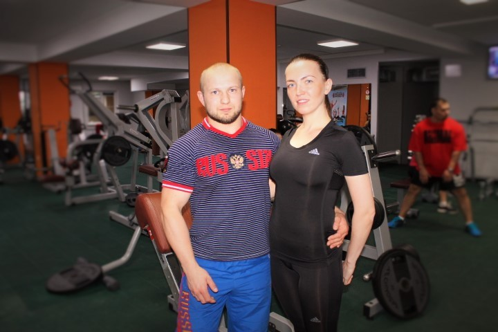 Анатолий и Александра