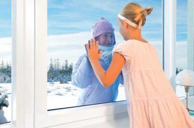 окна к зиме