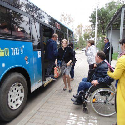 Дождаться спецавтобус все-таки можно