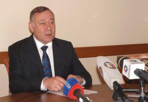 Глава избиркома региона уверен: существенных нарушений в крае не было. Фото Дмитрия Судакова