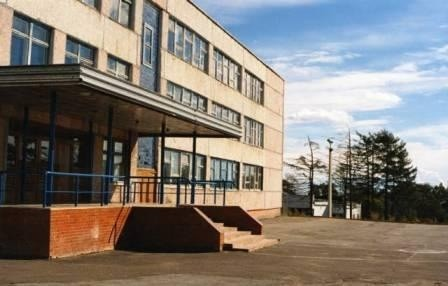 Школа №15 пос. Майский