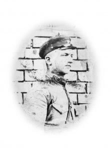 Егор Гадюка, мой дед, расстрелян в 1938 г.