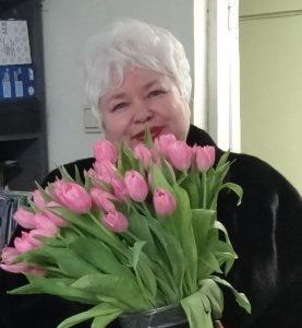 Елена Зарудная: Вот такие тюльпаны можно вырастить к 8 Марта