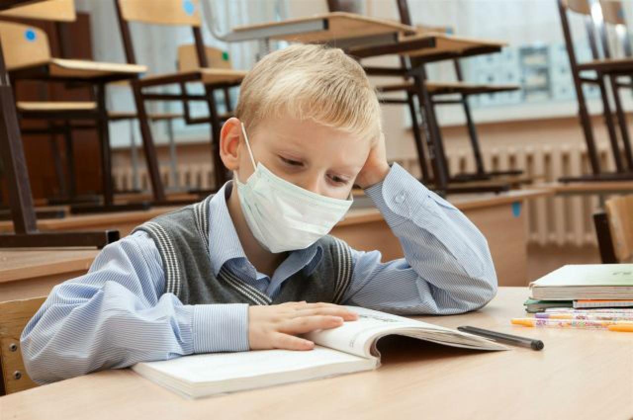 Image result for грипп школьники