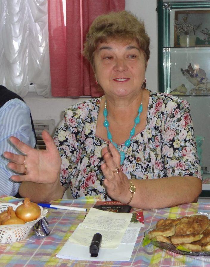 Валентина Бобровская