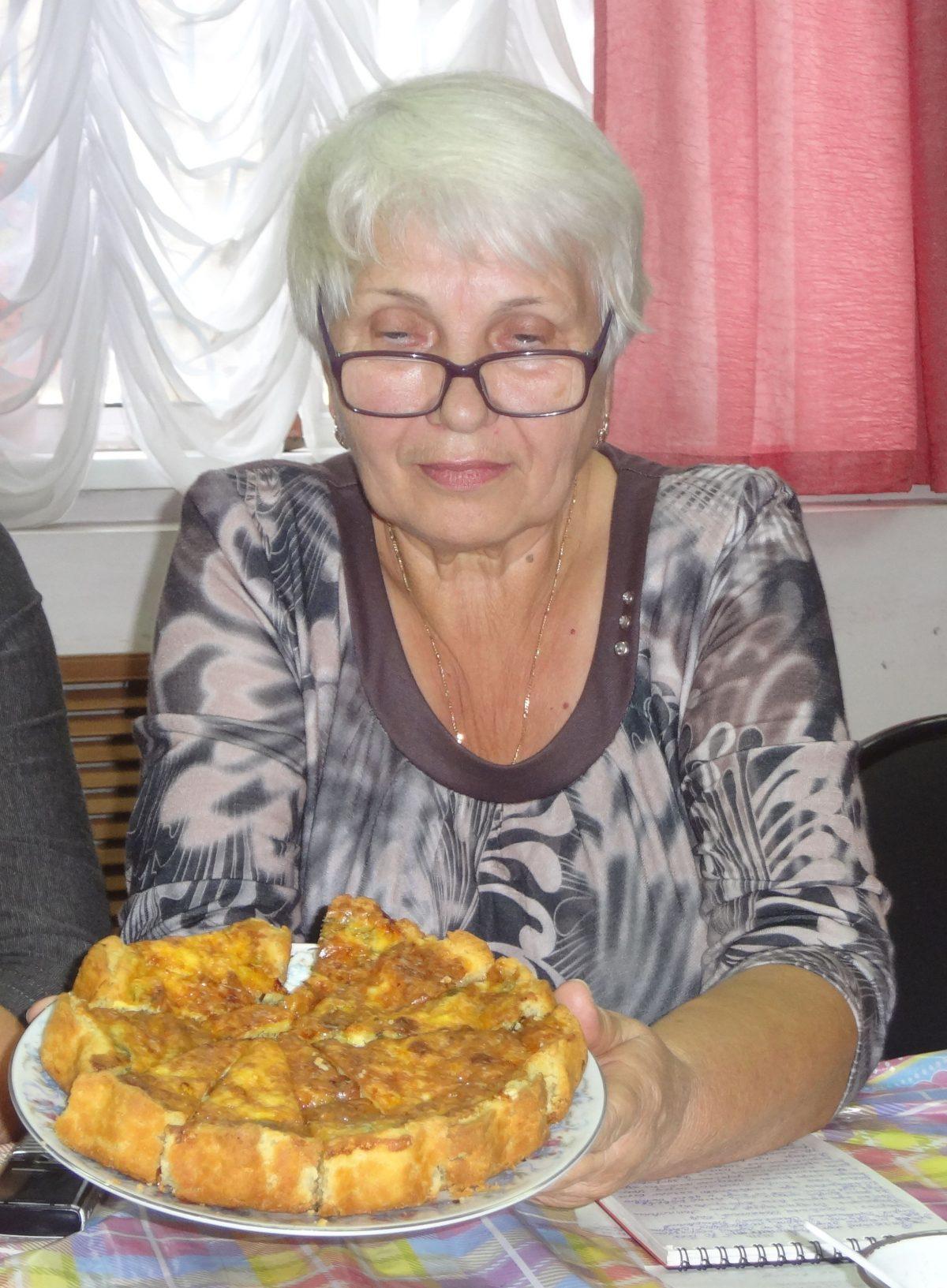 Галина Прокопьева