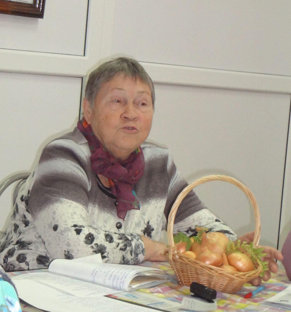 Лидия Шалимова