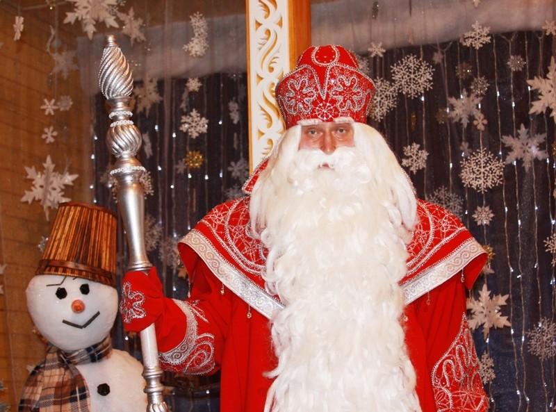 Дед мороз детский новый год