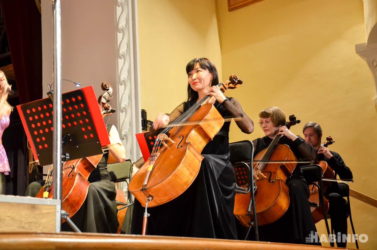 «Классика рока»: Дальневосточный симфонический оркестр исполнил песни Deep Purplе и Queen в Хабаровске (ФОТО; ВИДЕО)