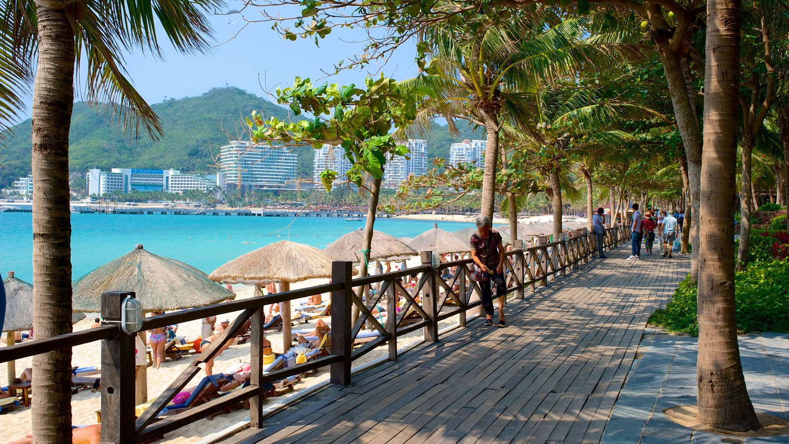 Ялуньване Дадунхае пляжный отдых фото