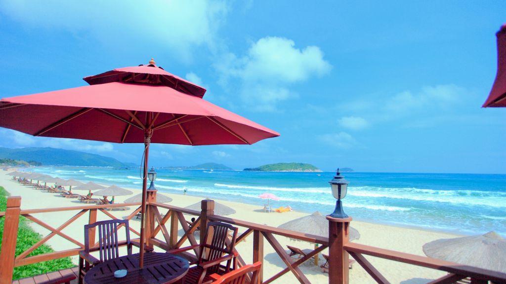 санья пляжный отдых бар январь декабрь