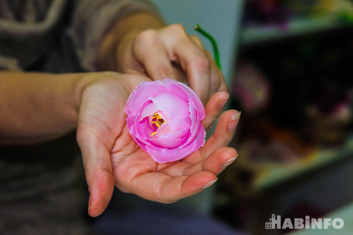 Творческий Хабаровск: мастер-класс по керамической флористике прошел в краевой столице (ФОТОРЕПОРТАЖ)
