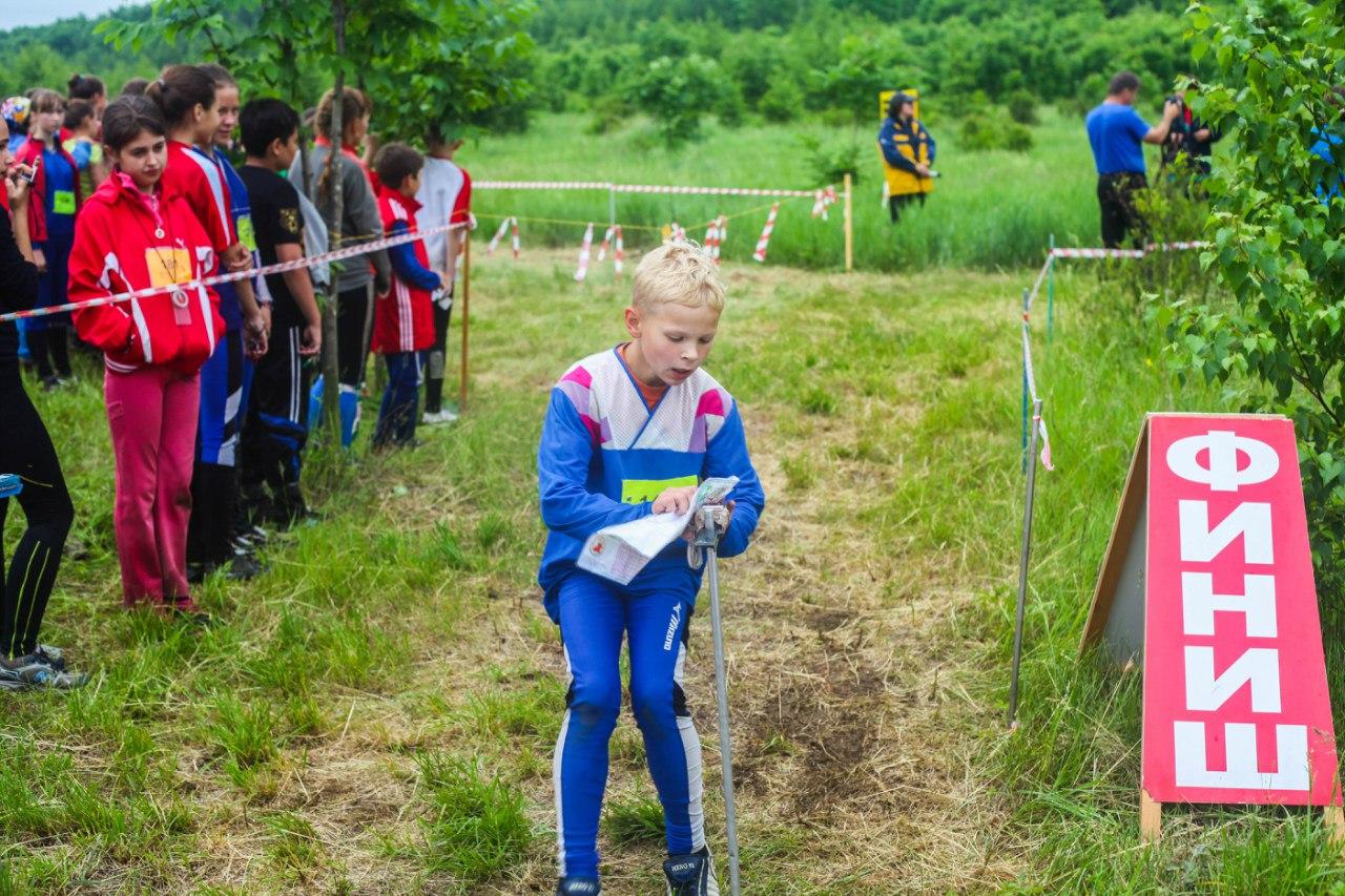 школа спортивного ориентирования для детей ребенок
