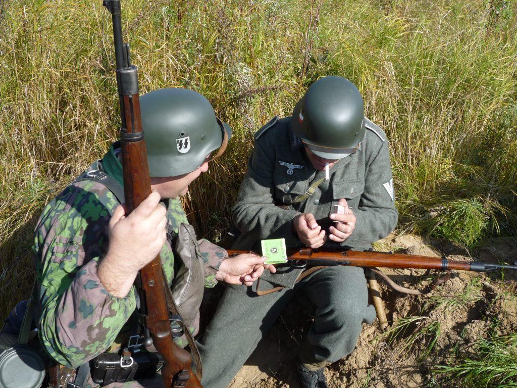 Нешуточные бои хабаровских реконструкторов (ФОТО)