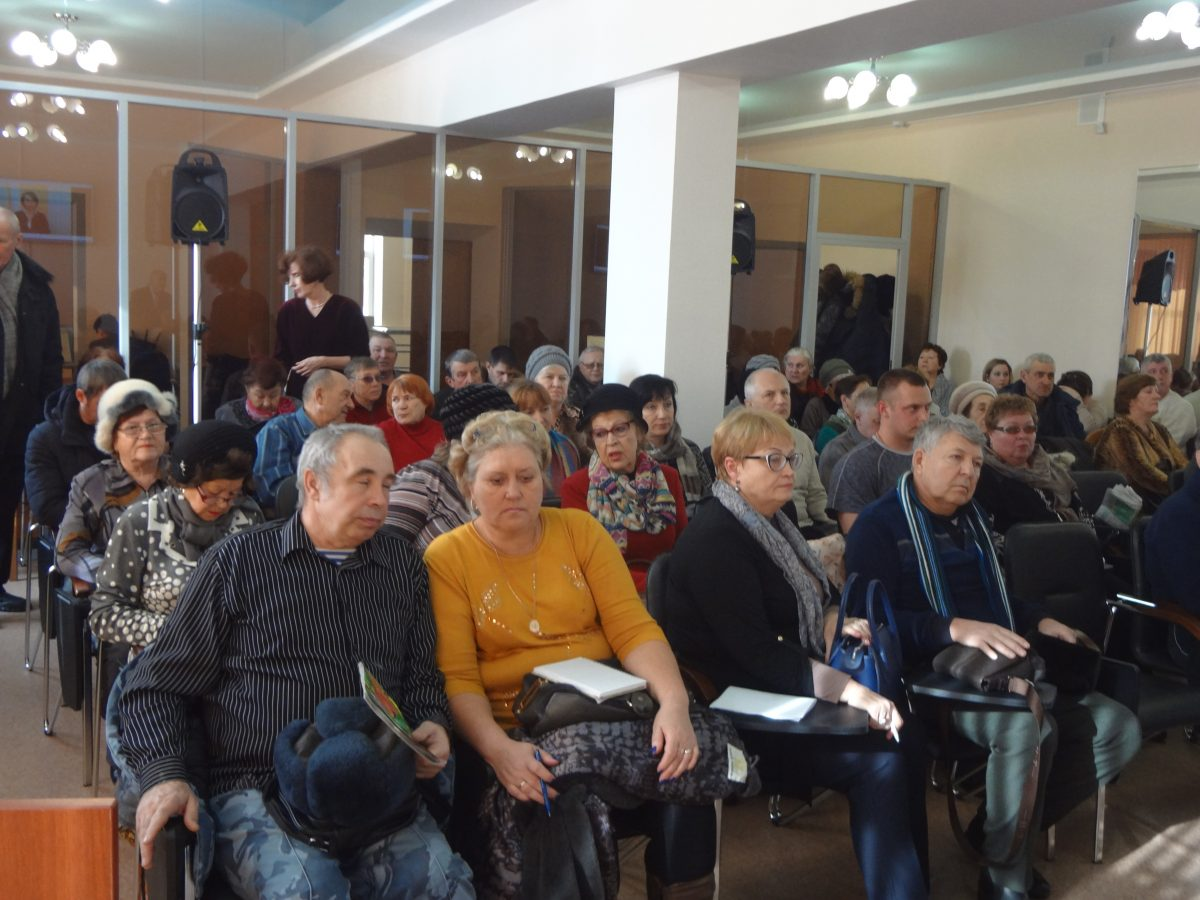 В Хабаровском межрайонном союзе садоводов состоялось совещание председателей дачных товариществ