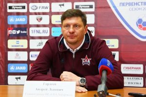 Вернется ли тренер Григорян в Хабаровск