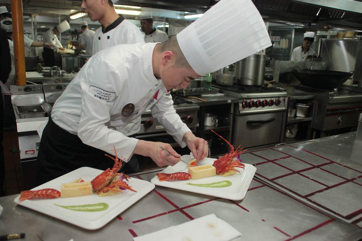 Как сделать конкурс поваров