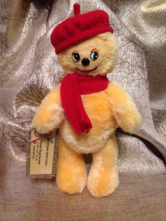 Милые игрушки: хендмейд от хабаровчанки Оксаны Яндульской (ФОТО)