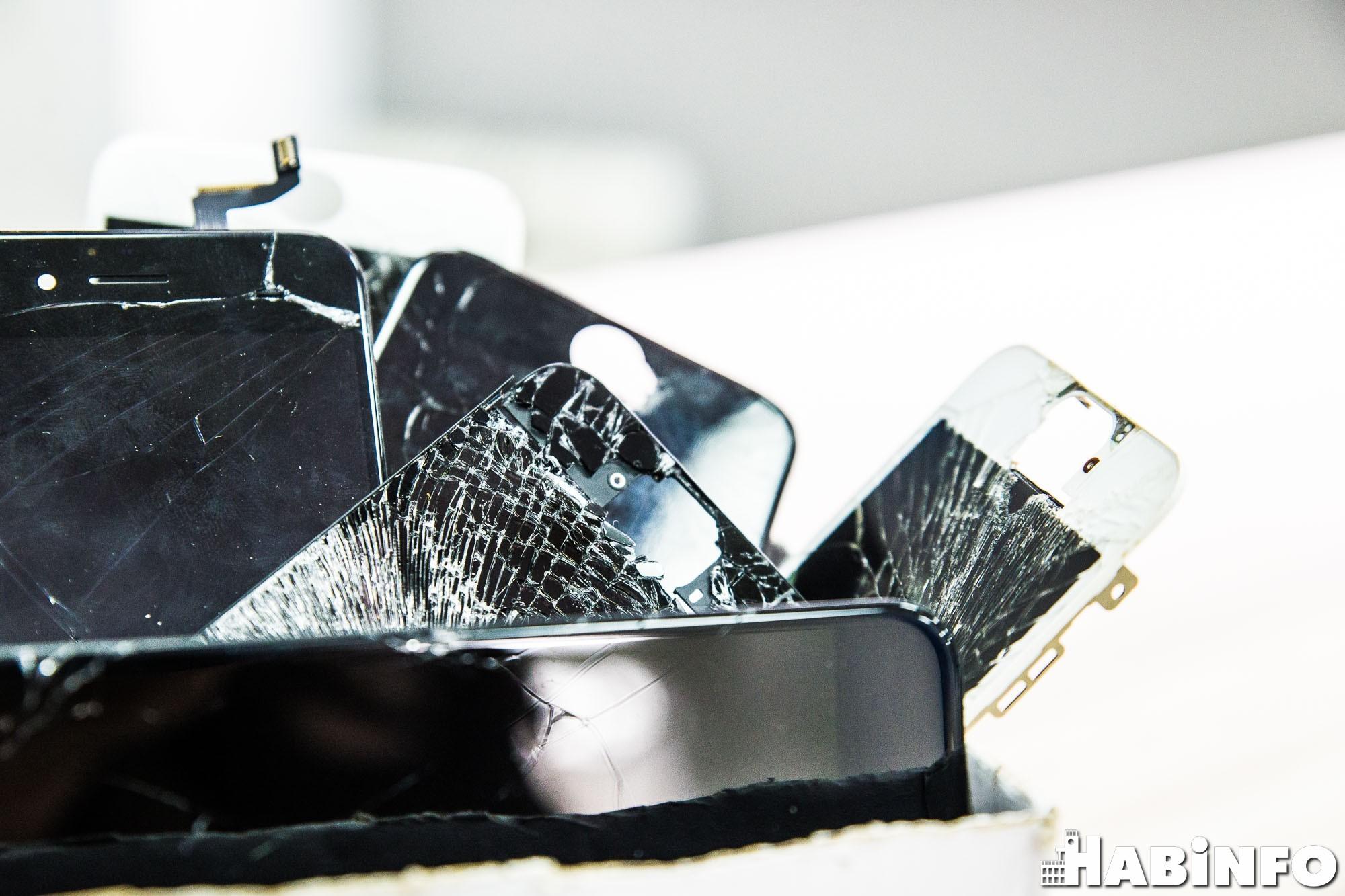 Сломанный телефон: ремонт или замена?