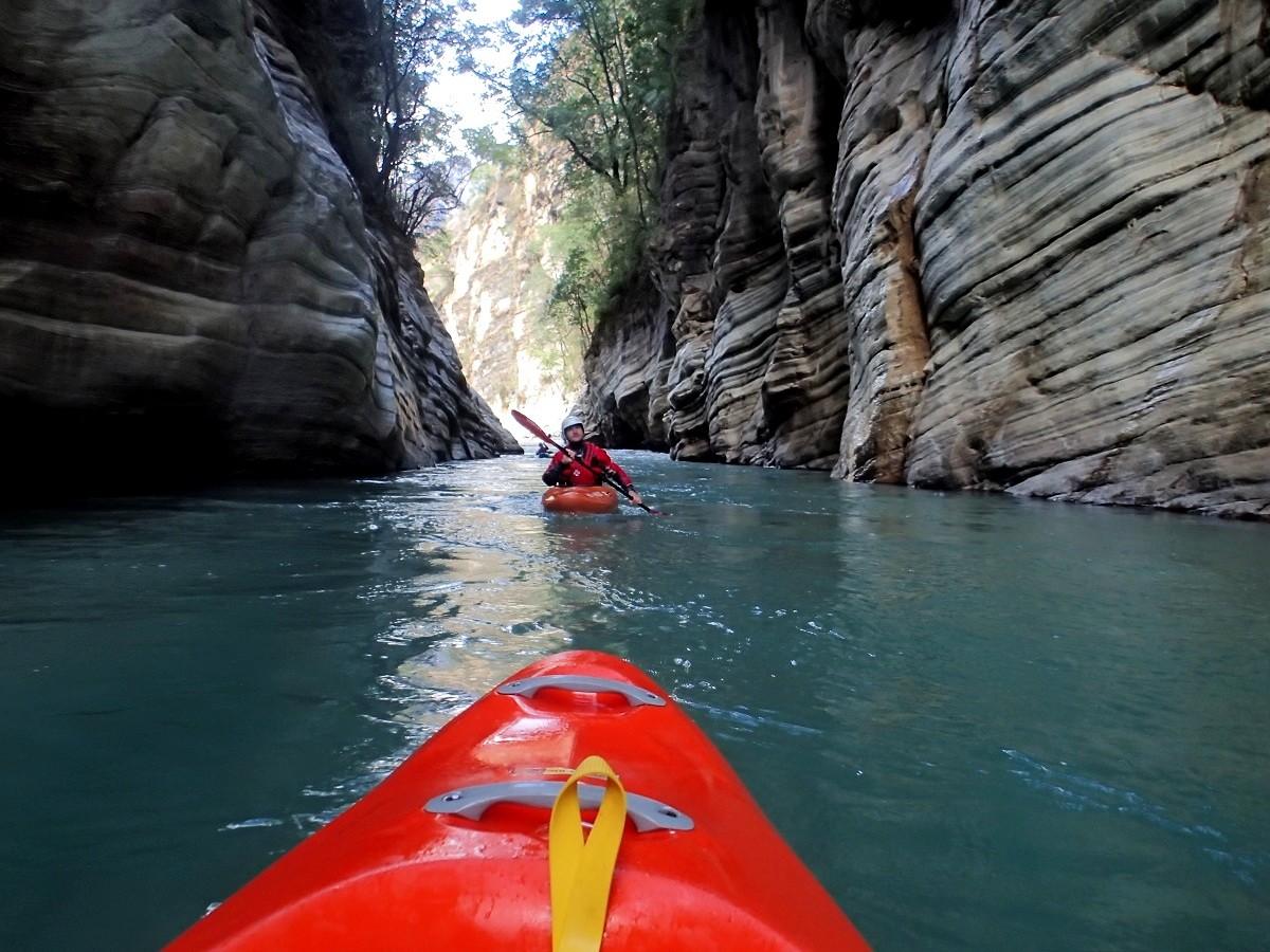 Хабаровчане на каяках покоряют индийские реки (ФОТО)