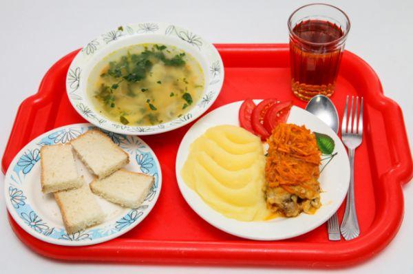 питания хабаровск школ