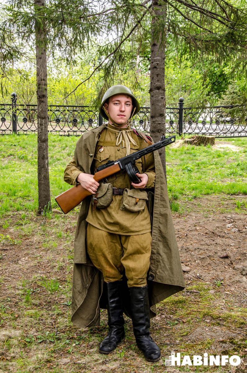 клуб военно исторической реконструкции хабаровск