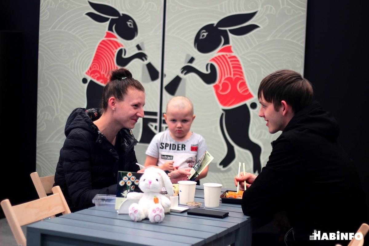 «Усаги – вкусно как в Японии»: новое кафе в Хабаровске