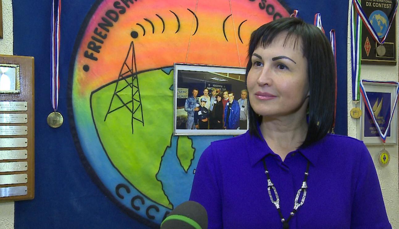 Хабаровские радиолюбители «охотятся на лис», собирают антенны и устанавливают связь с МКС