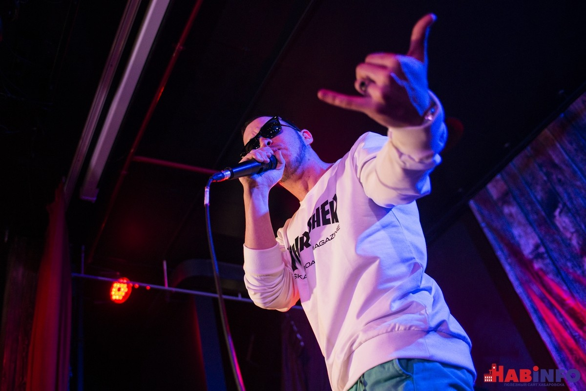Быстрые рифмы: до Хабаровска дошёл новый формат рэп-батлов
