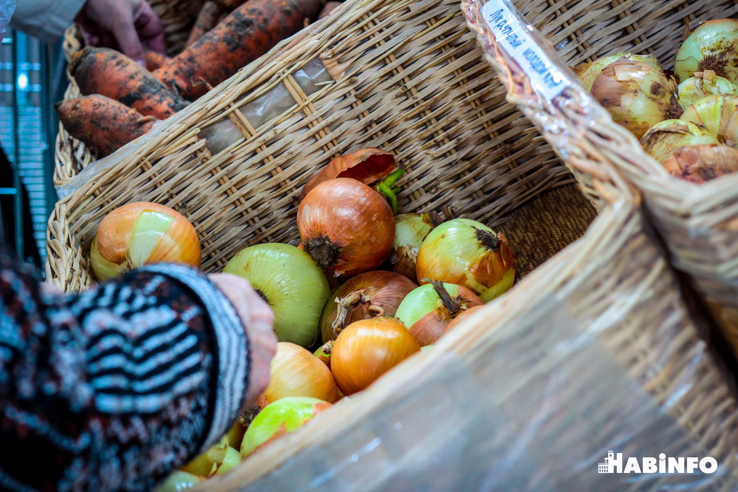 Хабаровчане стали чаще ходить в экономные магазины