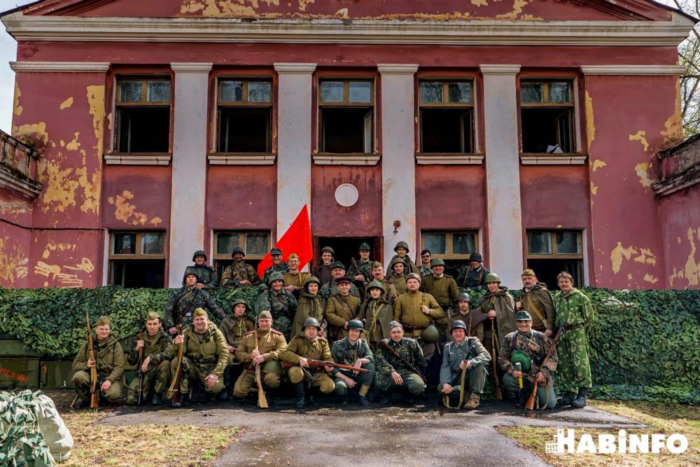 военно историческая реконструкция