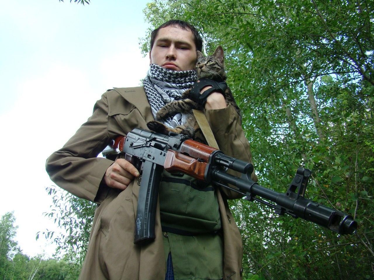 Военные действия на полигоне Приамурском: страйкбол без границ, но с правилами