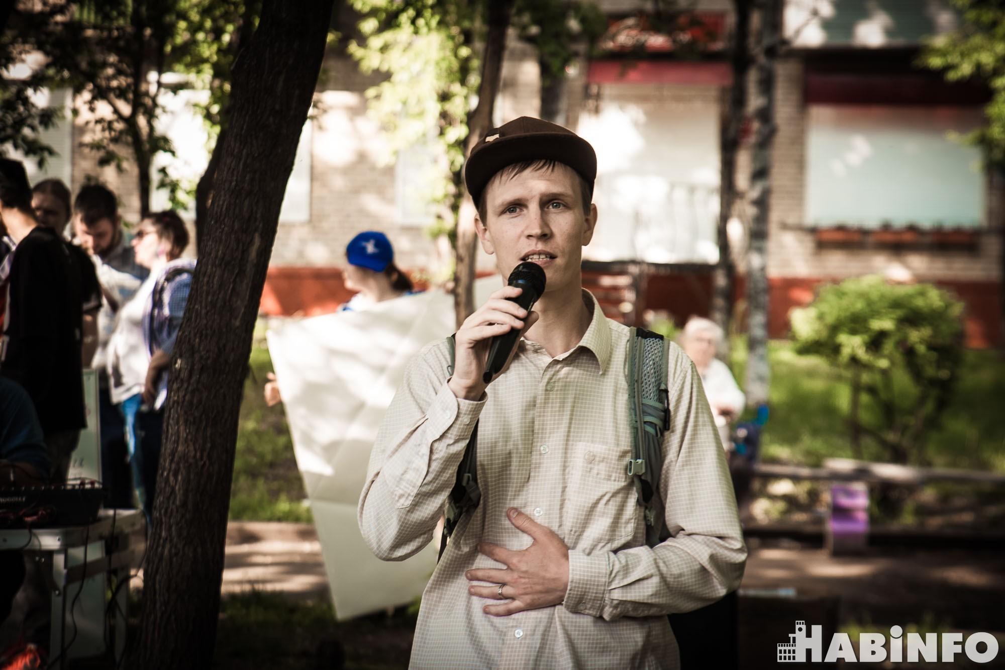 """Из фотографов в урбанисты: Александр Колбин о том, зачем """"фотошопить"""" Хабаровск своими руками"""