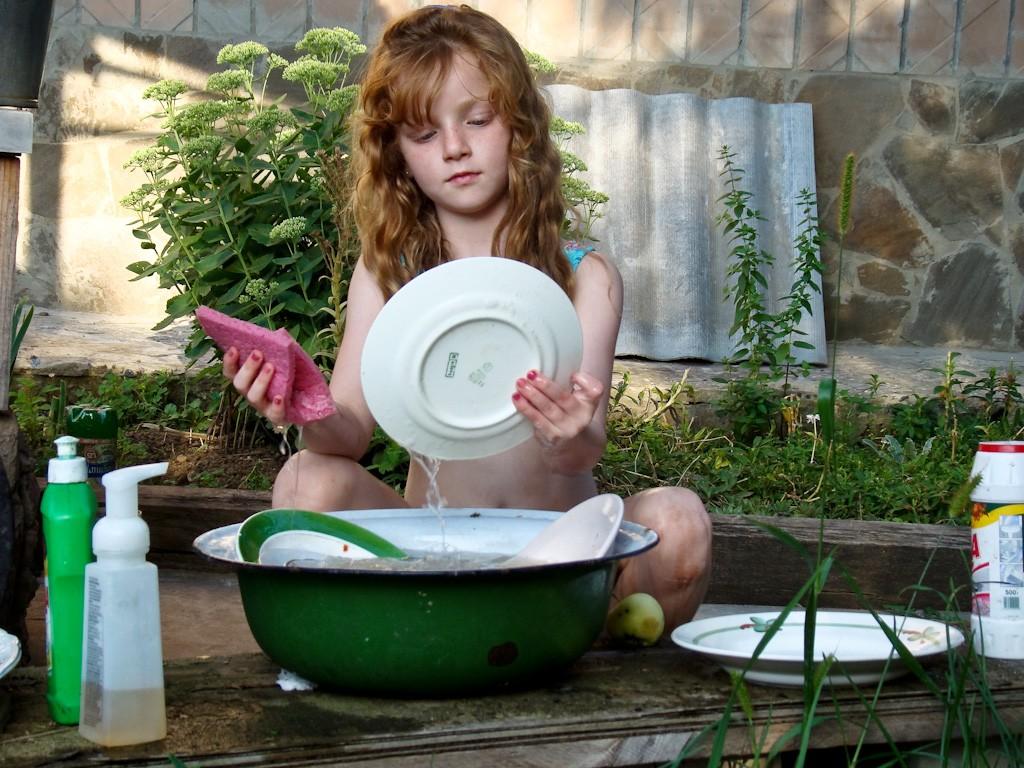 Праздник чистой посуды