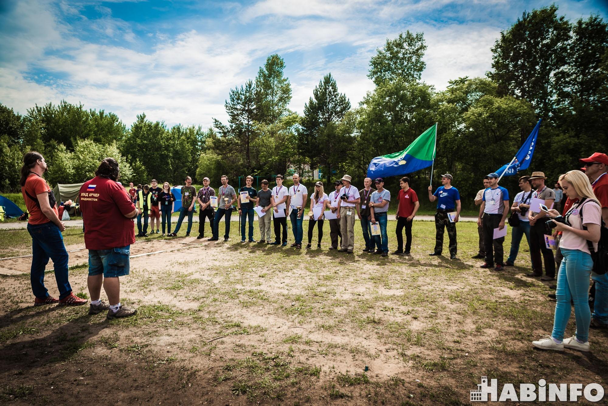 Отстрелялись: лучники со всего Дальнего Востока съехались на соревнования в Хабаровск