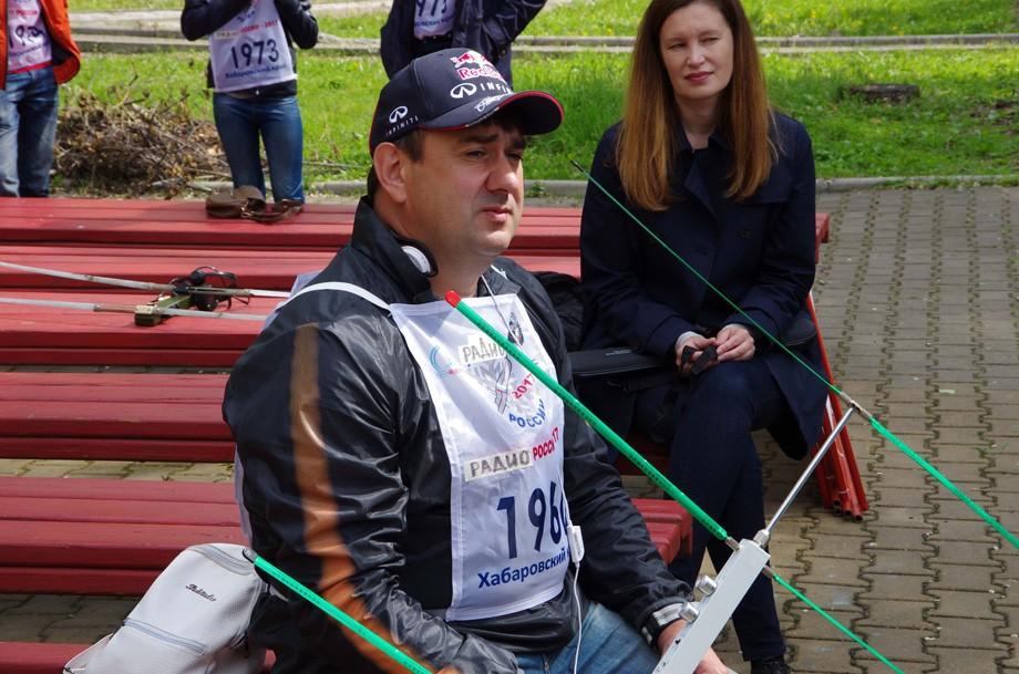Первая «Охота на лис» в Хабаровске прошла успешно