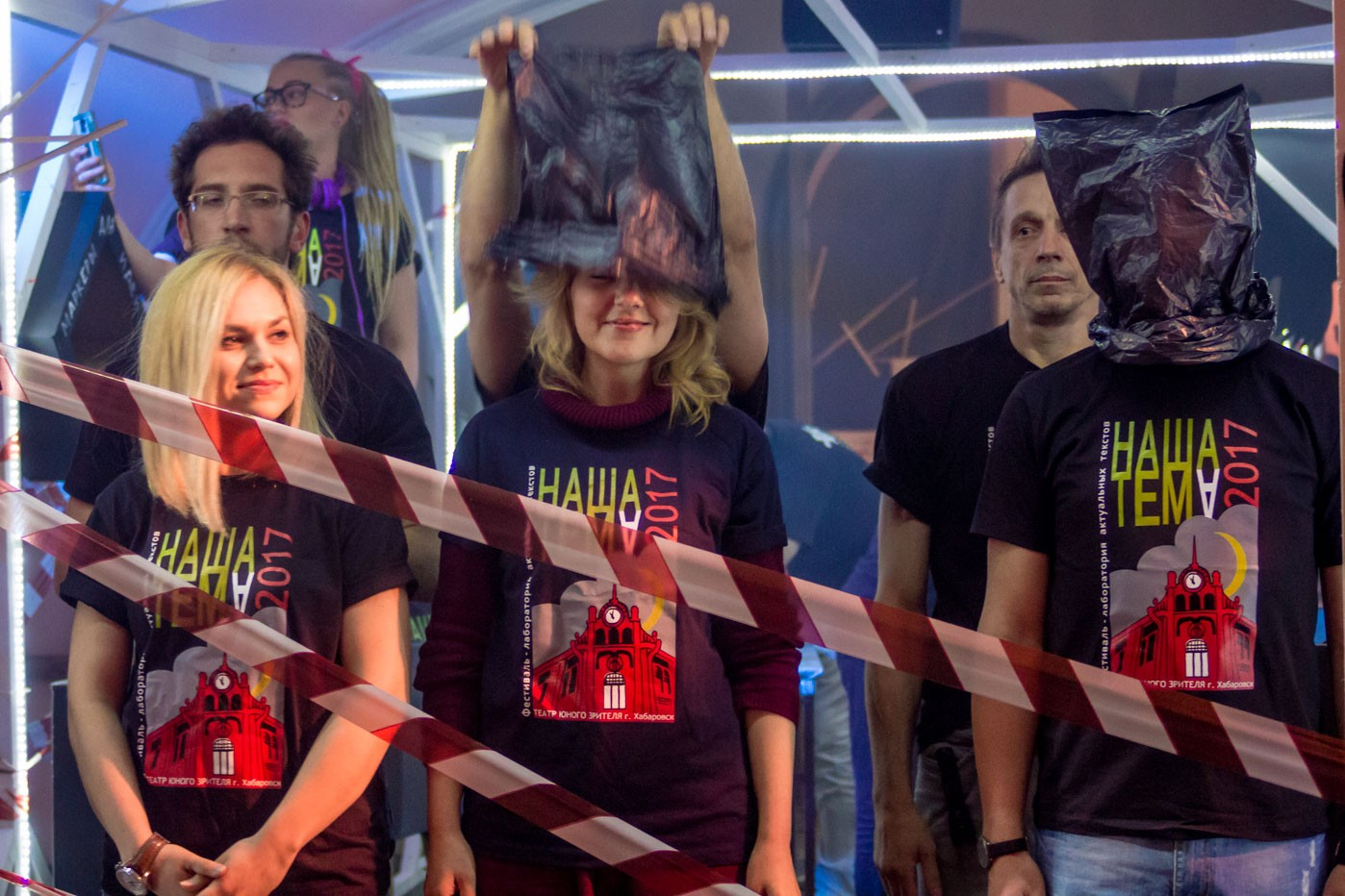 """Фестиваль-лаборатория """"Наша тема"""": чем удивляет ТЮЗ хабаровчан"""