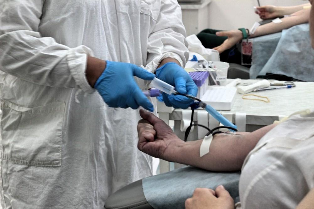 сдать кровь стать донором