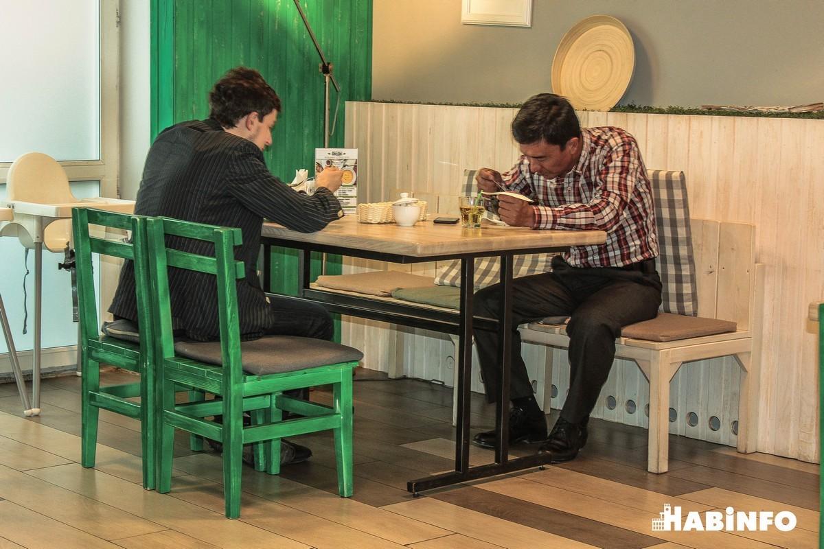 кафе ресторан тепло