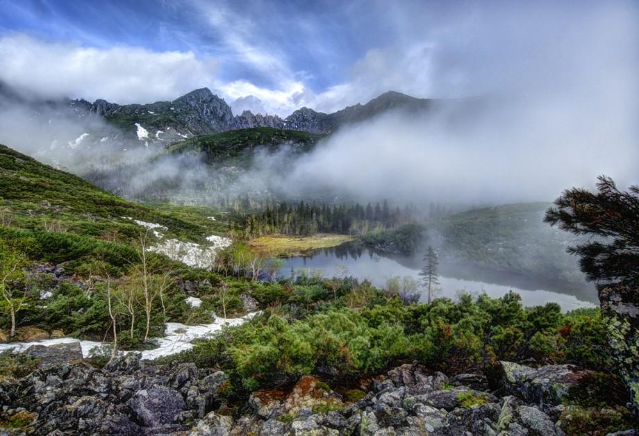 Хабаровские дайверы покорили озеро Медвежье