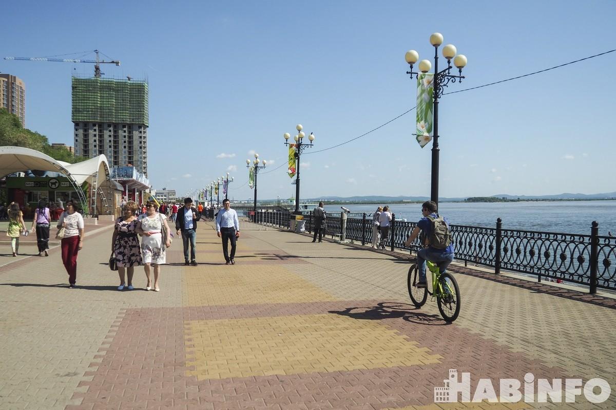 По центру без ветерка: препятствия для велосипедистов на хабаровских улицах