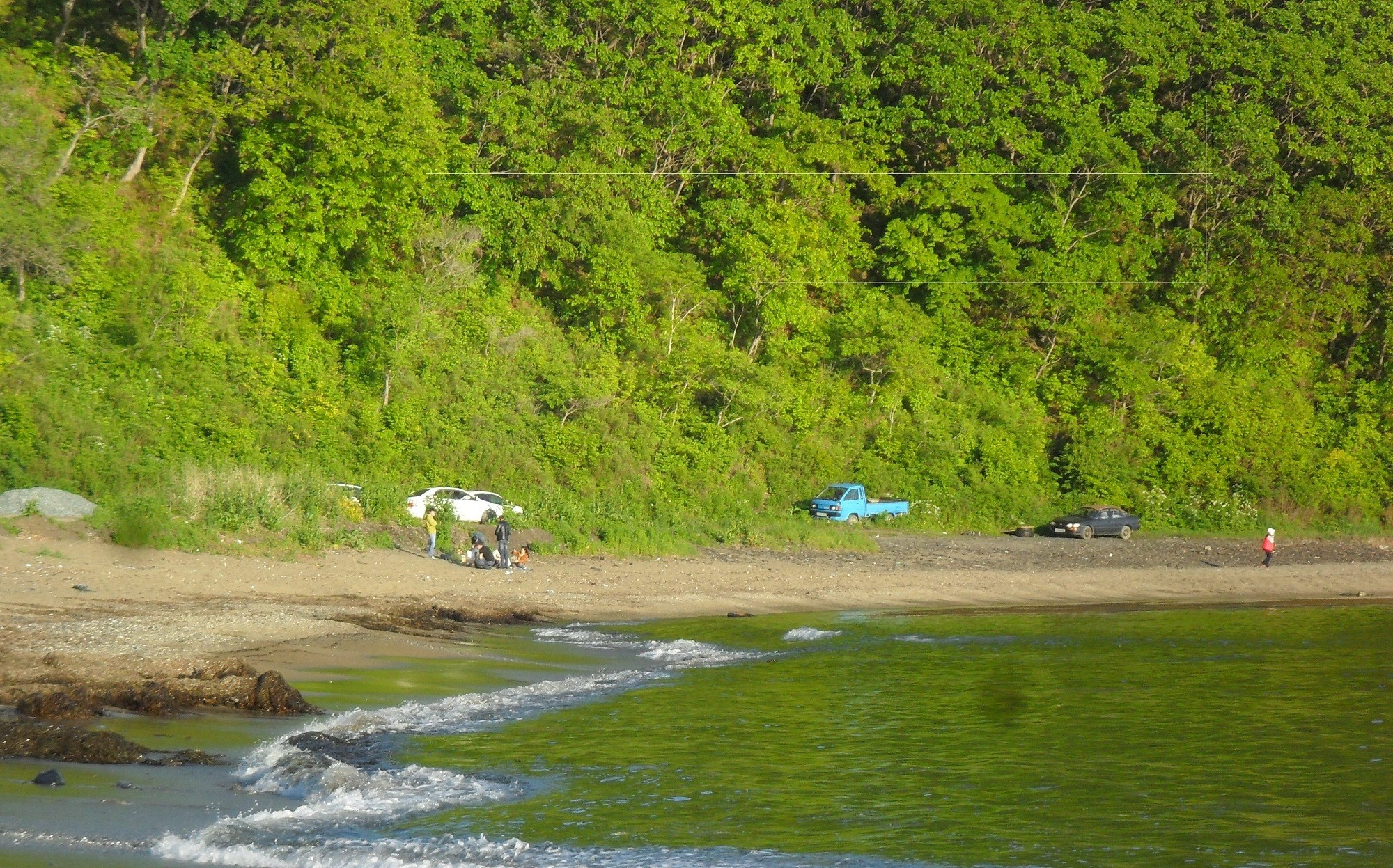 Путешествуем по Приморью: Китайский пляж