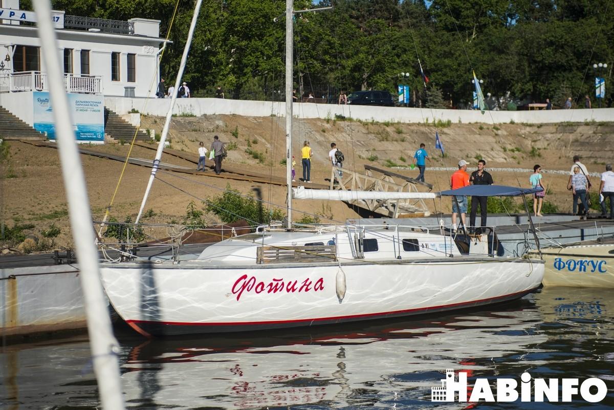 Хабаровские яхтсмены отправились покорять китайский Фуюань