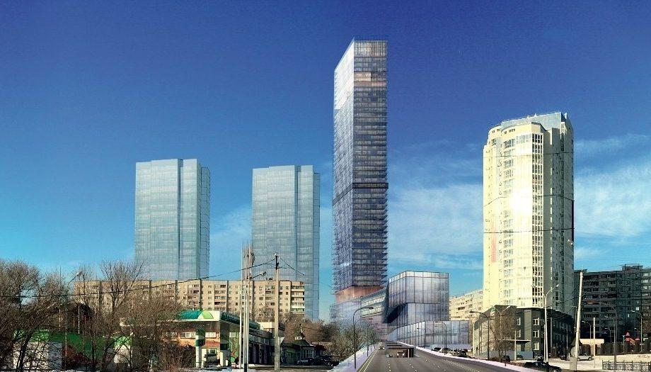 Бомба замедленного действия: архитекторы раскритиковали хабаровский небоскреб