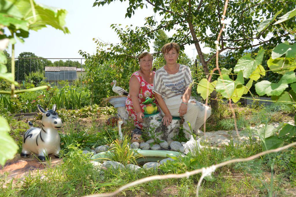 поддержка дачников садоводов