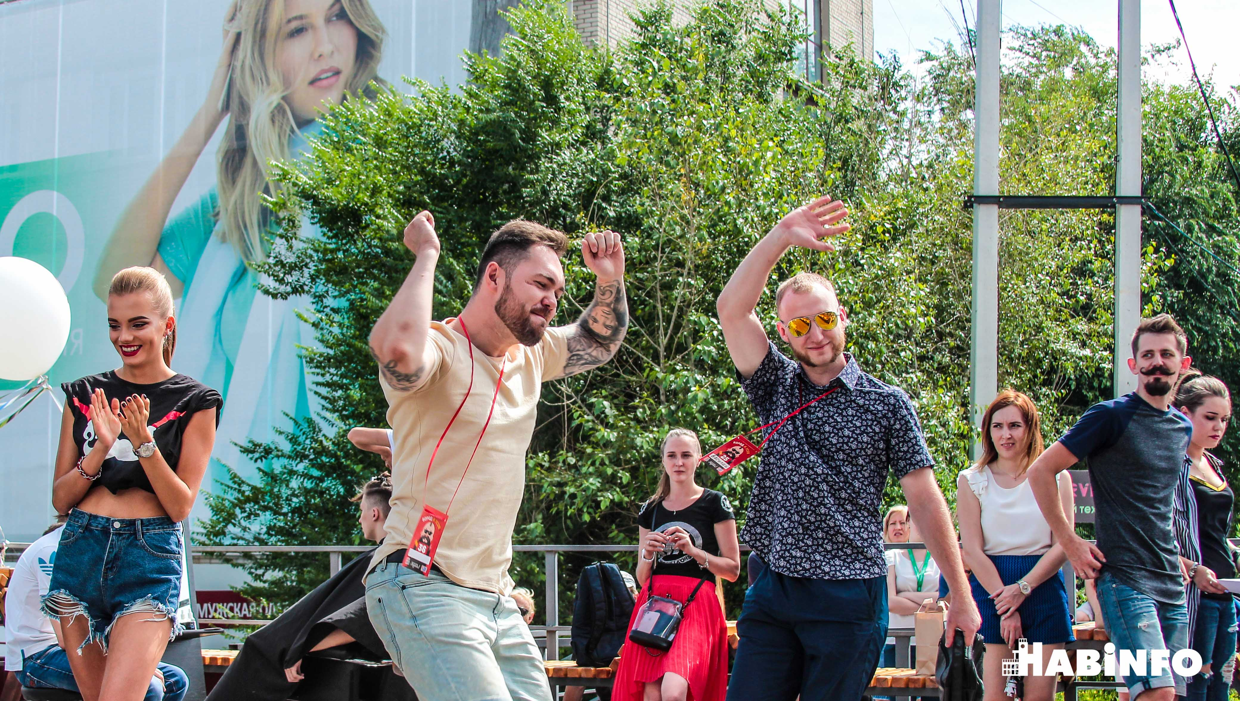 Пес Роберт и арабский шейх: лучших бородачей выбрали в Хабаровске (ФОТОРЕПОРТАЖ)