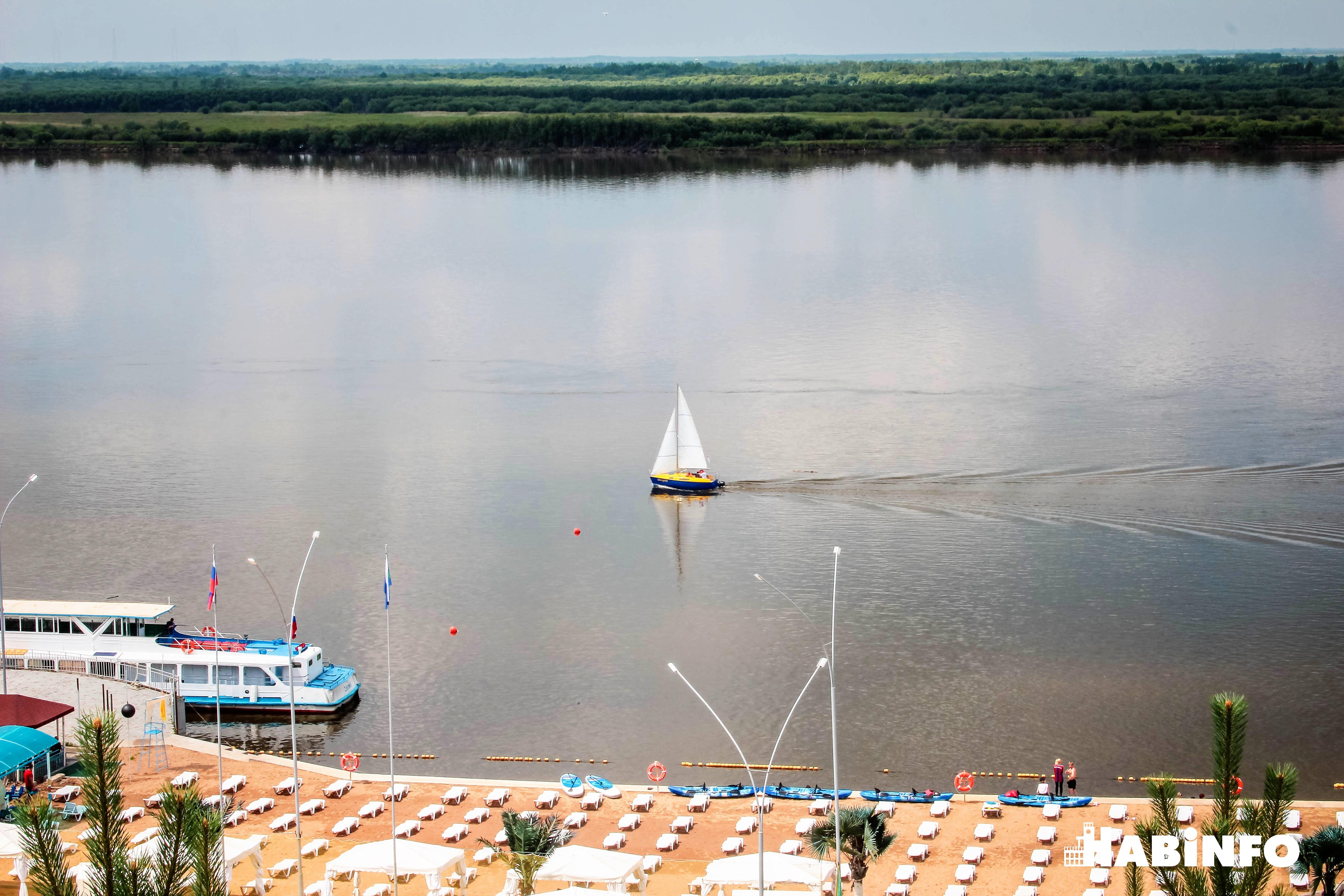 Под белым парусом к победе: международная парусная регата завершилась в Хабаровске
