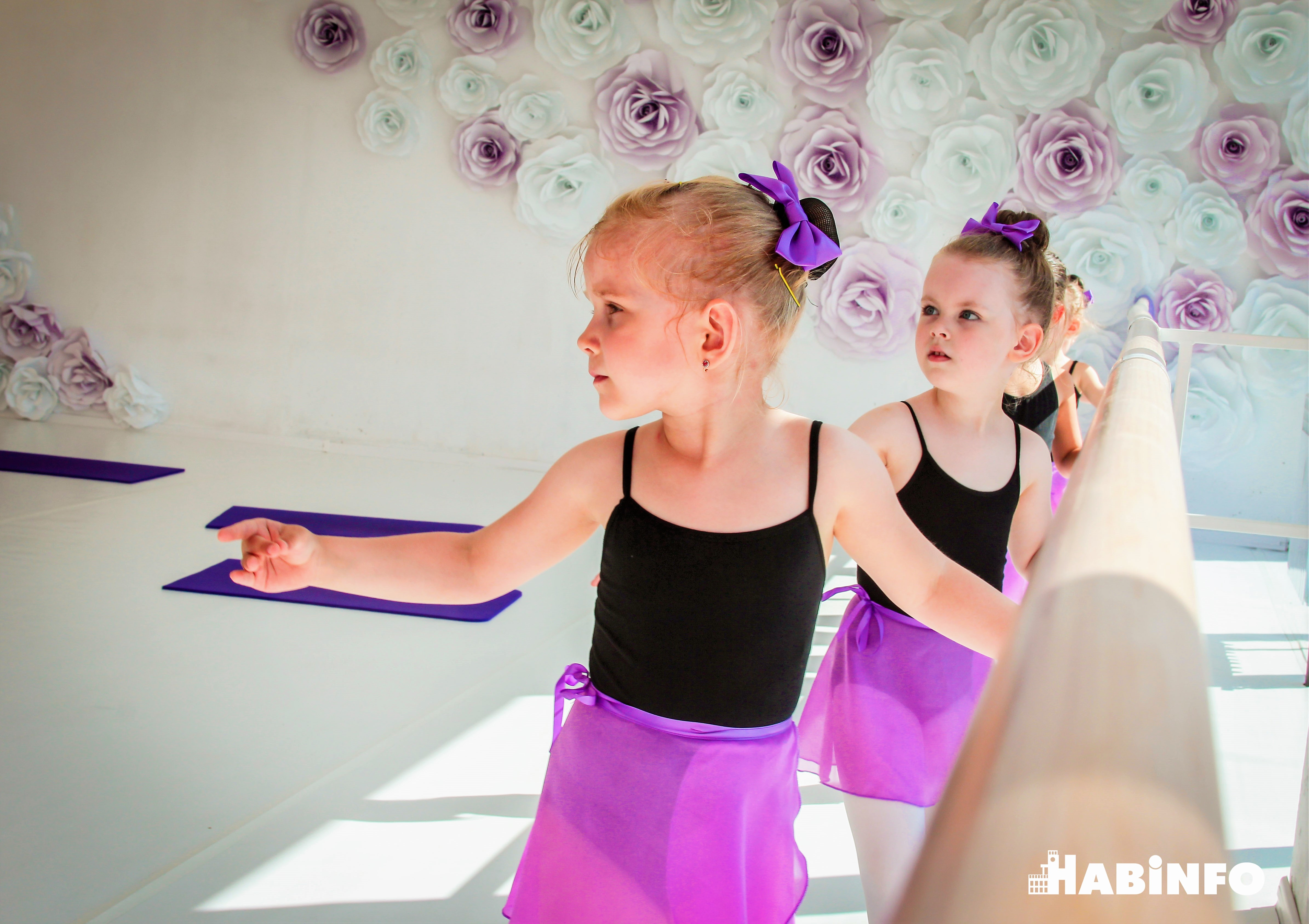 секция балета для детей