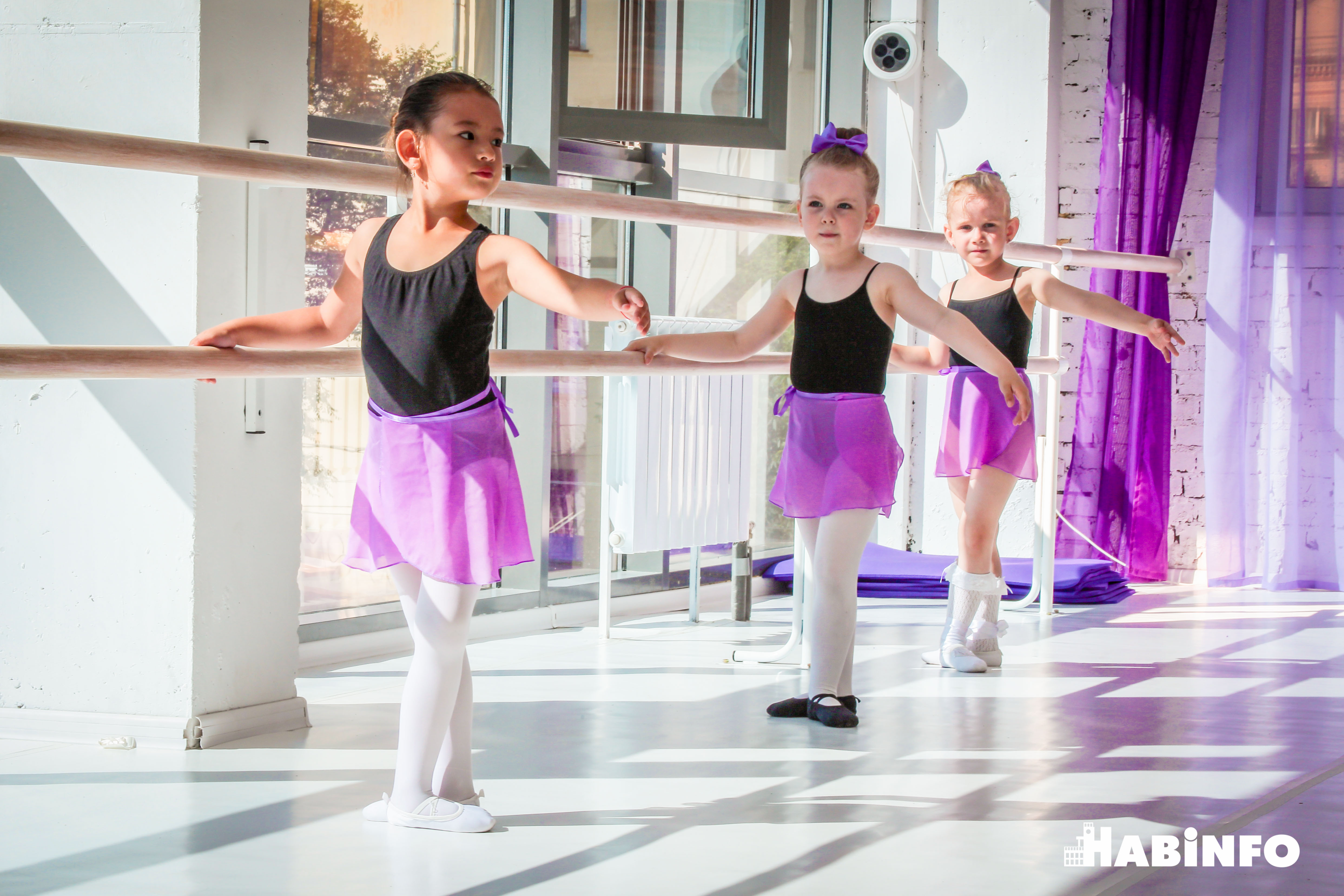 школа балета в хабаровске
